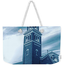 Our Lady Of Sorrows Under Wispy Skies Weekender Tote Bag