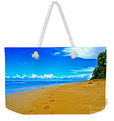 Weekender Tote Bag featuring the photograph Our Little Secret by DJ Florek