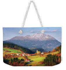 Our Little Switzerland Weekender Tote Bag