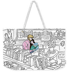 Our Place Weekender Tote Bag