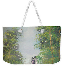 Our Time Together Weekender Tote Bag by Raymond Doward