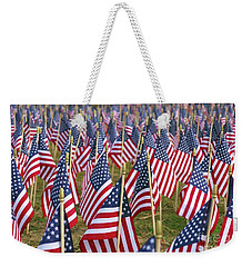 Our Unforgotten Freedom Weekender Tote Bag