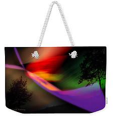 Our World Weekender Tote Bag