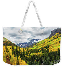 Ouray Morning Weekender Tote Bag