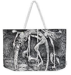 Ouroboros Perpetual Motion Machine Weekender Tote Bag