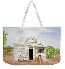 Old Miners Hut Weekender Tote Bag