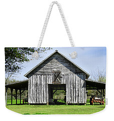 Out By The Barn Weekender Tote Bag