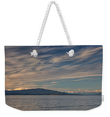 Out Like A Lamb Weekender Tote Bag by Randy Hall