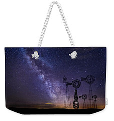 Our Milky Way  Weekender Tote Bag