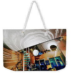 Out Of Control Room Weekender Tote Bag