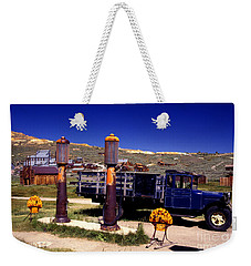 Out Of Gas Weekender Tote Bag