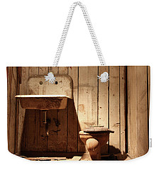 Out Of Order Weekender Tote Bag