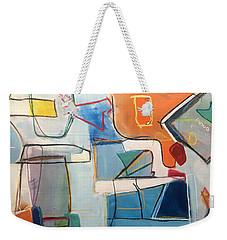 Out Of Sorts Weekender Tote Bag
