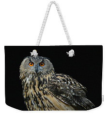 Out Of The Darkness 2 Weekender Tote Bag by Fraida Gutovich