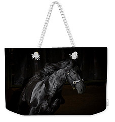 Out Of The Darkness Weekender Tote Bag by Wes and Dotty Weber
