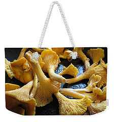 Out Of The Forest And Into The Frying Pan Weekender Tote Bag