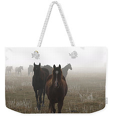 Out Of The Mist Weekender Tote Bag