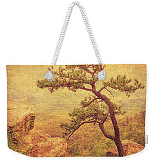 Out Of The Rock Weekender Tote Bag