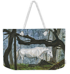 Out Of The Shadows Weekender Tote Bag