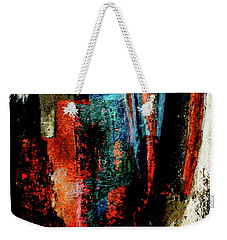 Out Of The Wreckage Weekender Tote Bag