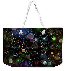 Out Of This World Weekender Tote Bag