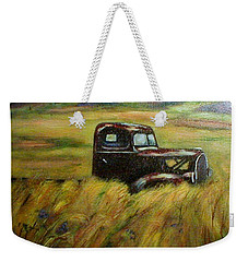 Out To Pasture Weekender Tote Bag by Gail Kirtz