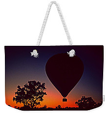Outback Balloon Launch Weekender Tote Bag
