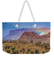 Outback Rainbow Weekender Tote Bag