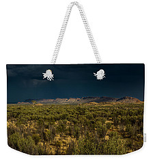 Outback Storm Weekender Tote Bag by Racheal Christian
