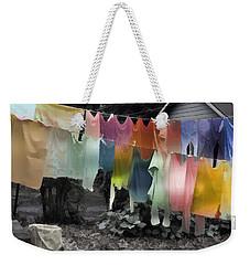 Outdoor Dry Cycle Weekender Tote Bag