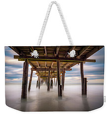 Outer Banks Nc Seascape Nags Head North Carolina Weekender Tote Bag