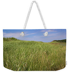 Weekender Tote Bag featuring the photograph Outer Cape Dreaming by Michael Friedman