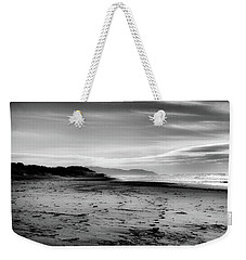 Outer Sunset Ocean Beach San Francisco Weekender Tote Bag by Kandy Hurley