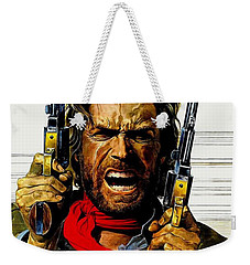 Outlaw Josey Wales The Weekender Tote Bag by Movie Poster Prints