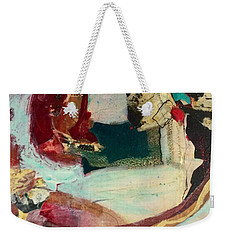 Outside The Realm Weekender Tote Bag