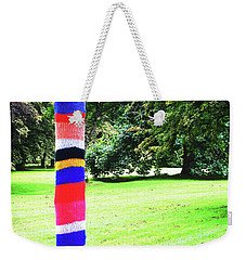 Outstanding In Its Field Weekender Tote Bag