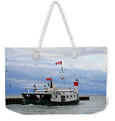 Outward Bound Weekender Tote Bag
