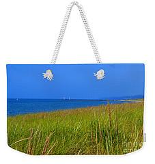 Oval Beach Michigan  Weekender Tote Bag