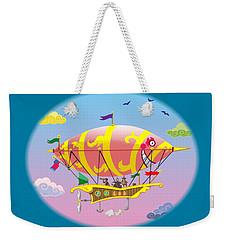 Dreamship II Weekender Tote Bag