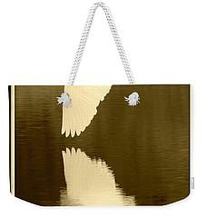 Over Golden Pond Weekender Tote Bag by Carol Groenen