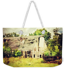 Over Grown Weekender Tote Bag by Julie Hamilton