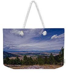 Over Helena Weekender Tote Bag
