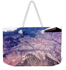 Over The Canyon Weekender Tote Bag