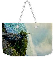 Over The Falls II Weekender Tote Bag