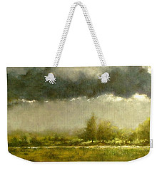 Overcast Day At The Refuge Weekender Tote Bag