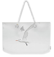 Overcast Morning Tern  Weekender Tote Bag