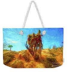 Overgrown Cactii Weekender Tote Bag