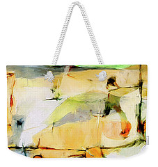 Weekender Tote Bag featuring the painting Overlook by Dominic Piperata