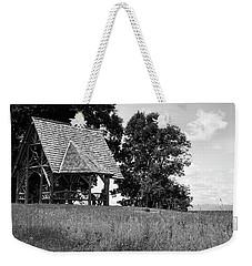 Overlook Pavilion In Summer #1 Weekender Tote Bag by Jeff Severson