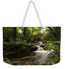 Overlooked Falls Weekender Tote Bag